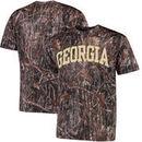 Georgia Bulldogs All Over Print T-Shirt - Camo