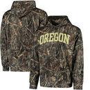 Oregon Ducks All Over Print Pullover Hoodie - Camo