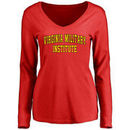 Virginia Military Institute Keydets Women's Everyday Long Sleeve T-Shirt - Red