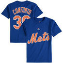Michael Conforto New York Mets Majestic Youth Player Name and Number T-Shirt - Royal