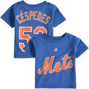 Yoenis Cespedes New York Mets Majestic Toddler Player Name and Number T-Shirt - Royal