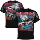 Dover International Speedway Track Total T-Shirt - Black