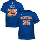 Derrick Rose New York Knicks adidas Preschool Name & Number T-Shirt - Royal