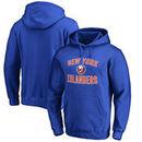New York Islanders Victory Arch Fleece Pullover Hoodie - Royal