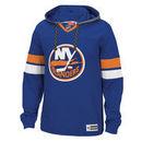 New York Islanders Reebok Jersey Speedwick Pullover Hoodie - Royal