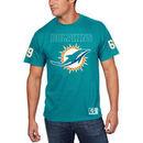 Miami Dolphins Majestic Ready For It T-Shirt - Aqua