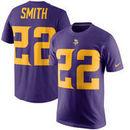 Harrison Smith Minnesota Vikings Nike Color Rush Player Pride Name & Number T-Shirt - Purple