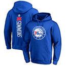 Ben Simmons Philadelphia 76ers Backer Pullover Hoodie - Royal