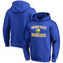 Golden State Warriors Youth Victory Arch Pullover Hoodie - Royal