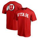 Utah Utes Primetime T-Shirt - Red