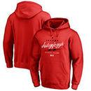 Joanna Jedrzejczyk UFC Bolt Pullover Hoodie - Red