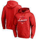 Robbie Lawler UFC Bolt Pullover Hoodie - Red