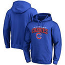 Chicago Cubs Hometown Collection Cubbies Pullover Hoodie - Royal