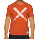 Oklahoma State Cowboys Original Retro Brand Paddle T-Shirt - Orange