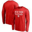 New York Red Bulls For The Cup Long Sleeve T-Shirt - Red