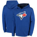 Toronto Blue Jays Majestic Lefty/Righty Pullover Hoodie - Royal