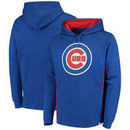 Chicago Cubs Majestic Lefty/Righty Pullover Hoodie - Royal