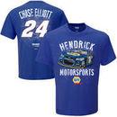 Chase Elliott Hendrick Motorsports Team Collection NAPA Speedbolt T-Shirt - Royal