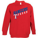 Texas Rangers Soft As A Grape Toddler Scoring Position Pullover Hoodie - Red