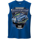 Jimmie Johnson Hendrick Motorsports Team Collection Lowe's Muscle T-Shirt - Royal