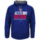 Chicago Cubs Majestic Spring Training Train to Reign Streak Hoodie - Royal
