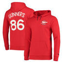 Arsenal Puma Graphic Pullover Hoodie - Red