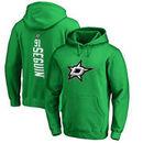 Tyler Seguin Dallas Stars Fanatics Branded Backer Pullover Hoodie - Kelly Green
