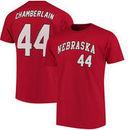 Joba Chamberlain Nebraska Cornhuskers Original Retro Brand Baseball Name & Number T-Shirt - Scarlet