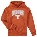 Texas Longhorns Youth Corin Pullover Hoodie - Texas Orange