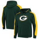 Green Bay Packers NFL Pro Line by Fanatics Branded Iconic Pullover Hoodie – Green/Gold