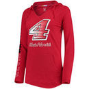 Kevin Harvick Concepts Sport Sweep Hooded T-Shirt - Red