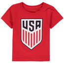 US National Team Toddler Primary Logo T-Shirt - Red