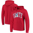 New York Giants Mitchell & Ness Play Clock Pullover Hoodie – Red