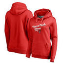 Texas Tech Red Raiders Fanatics Branded Women's Team Mom Pullover Hoodie - Red
