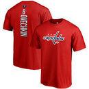 Alexander Ovechkin Washington Capitals Fanatics Branded Big & Tall Backer Name & Number T-Shirt - Red