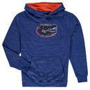 Florida Gators Fanatics Branded Youth Soft Speckle Fleece Pullover Hoodie - Royal