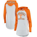 Tennessee Volunteers G-III 4Her by Carl Banks Women's All Division Pullover Hoodie - White/Tennessee Orange