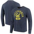 Cal Bears League Heritage Tri-Blend Sweatshirt - Navy