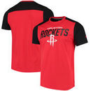 Houston Rockets Fanatics Branded Iconic T-Shirt - Red/Black