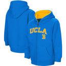 UCLA Bruins Toddler Applique Arch & Logo Full-Zip Hoodie - Blue