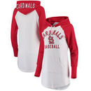 St. Louis Cardinals G-III 4Her by Carl Banks Women's All Division Pullover Hoodie - White/Red