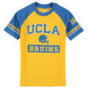 UCLA Bruins Colosseum Youth All Pro Raglan Sleeve T-Shirt - Gold/Blue
