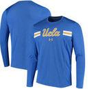 UCLA Bruins Under Armour 2017 Sideline Training Performance Long Sleeve T-Shirt - Blue