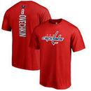 Alexander Ovechkin Washington Capitals Fanatics Branded Backer T-Shirt - Red
