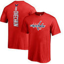 Alexander Ovechkin Washington Capitals Fanatics Branded Youth Backer Name & Number T-Shirt - Red