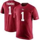 Solomon Thomas San Francisco 49ers Nike Player Pride Name & Number T-Shirt - Scarlet