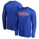 Florida Gators Fanatics Branded True Sport Lacrosse Long Sleeve T-Shirt - Royal