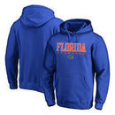 Florida Gators Fanatics Branded True Sport Lacrosse Pullover Hoodie - Royal