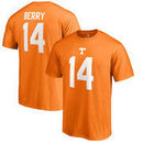 Eric Berry Tennessee Volunteers Fanatics Branded College Legend Name & Number T-Shirt - Tennessee Orange
