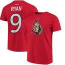 Bobby Ryan Ottawa Senators Reebok Third Name & Number T-Shirt - Red